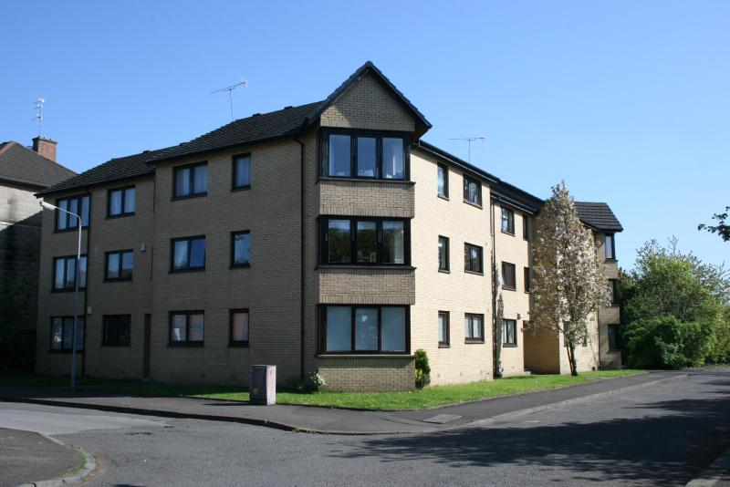 Front FotG2 - Flat on the Green 2 - Glasgow - rentals