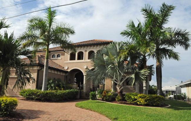 Front - Villa Sirena - Cape Coral - rentals