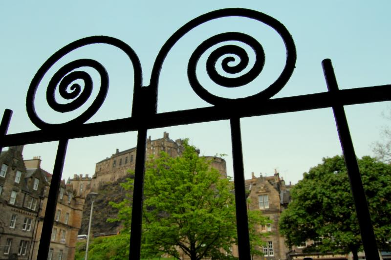 Castle Apartment entrance - Castle Apartment - the heart of Old Town Edinburgh - Edinburgh - rentals