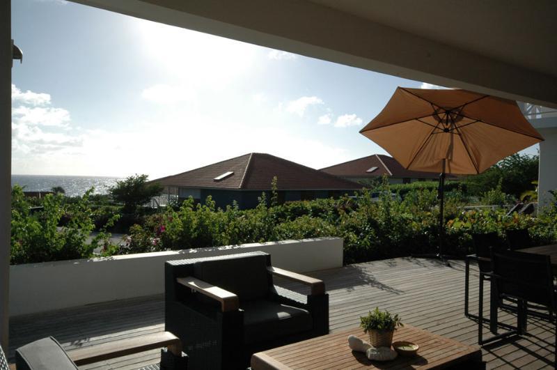 Terrace - Hilltop apartment Boca Gentil Resort Curacao - Willemstad - rentals