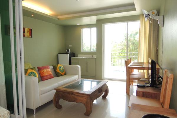 3 Person Ao Nang Apartment for Weekly Rental - Image 1 - Ao Nang - rentals