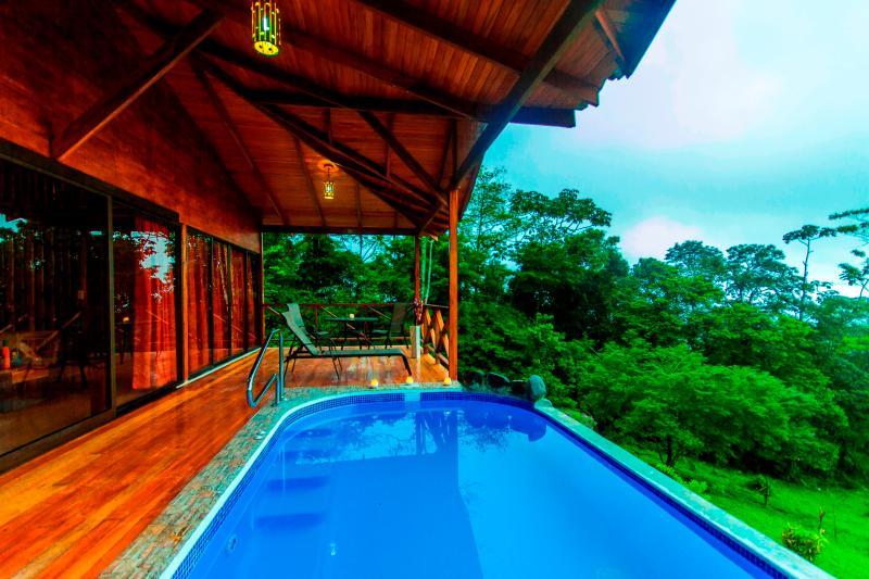 GreenLagoon Arenal Waterfall Villas - Image 1 - La Fortuna de San Carlos - rentals