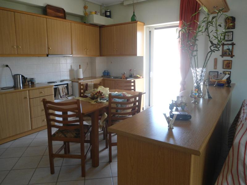 4th level  Family Apartment in Glyfada - Image 1 - Glyfada - rentals