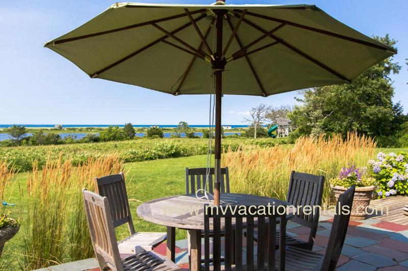DEKKJ -  Cow Bay, Pristine  Private Association Beach,  Expansive Waterviews - Image 1 - Edgartown - rentals
