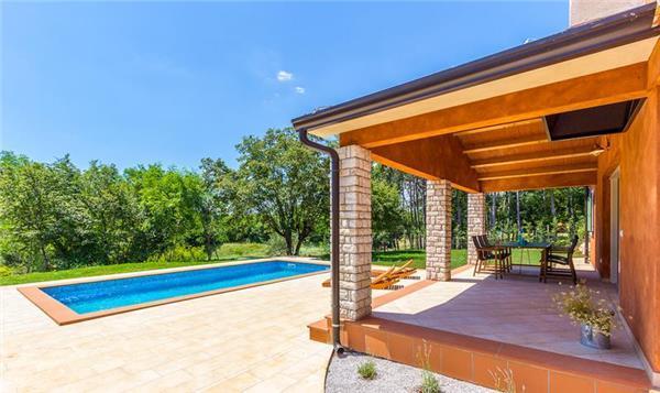 4 bedroom Villa in Sumber, Istria, Croatia : ref 2235013 - Image 1 - Sumber - rentals