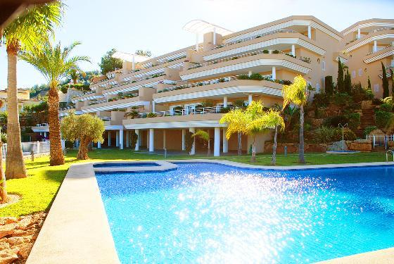 MIMOSAS GOLF 2 BED - Image 1 - Denia - rentals