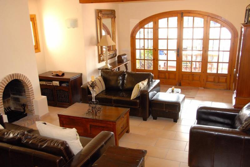 Lounge - Moraira Villotel Costa Blanca Spain - - Moraira - rentals