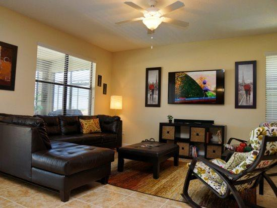 7 Bedroom 5 Bath Villa in the Disney Area. 1440MVD - Image 1 - Orlando - rentals