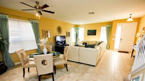 The Best 5 Bedroom Pool Home in Bella Vida Resort. 4586ML - Image 1 - Orlando - rentals
