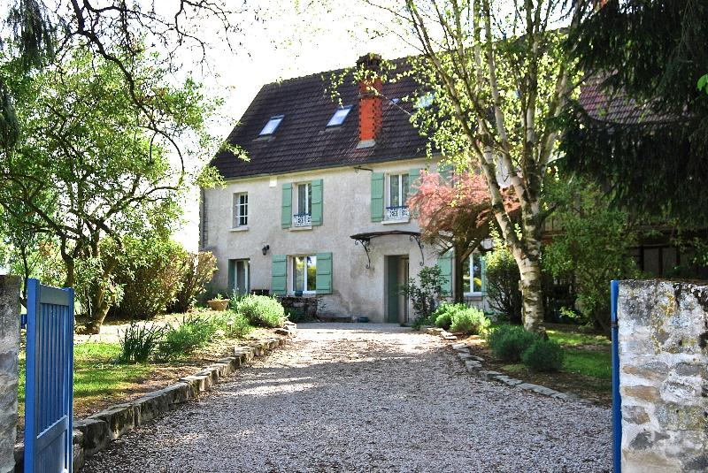 East entrance - 18th Century Cottage 1 hour from Paris - Soissons - rentals