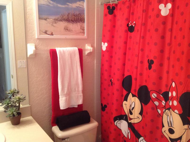 Mickey Bathroom - The Luxurious Regal Palms Resort and Spa! - Davenport - rentals