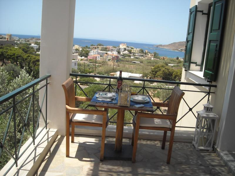Archipelagos apartment - 33 sq.m - 2 adults - Image 1 - Ano Syros - rentals