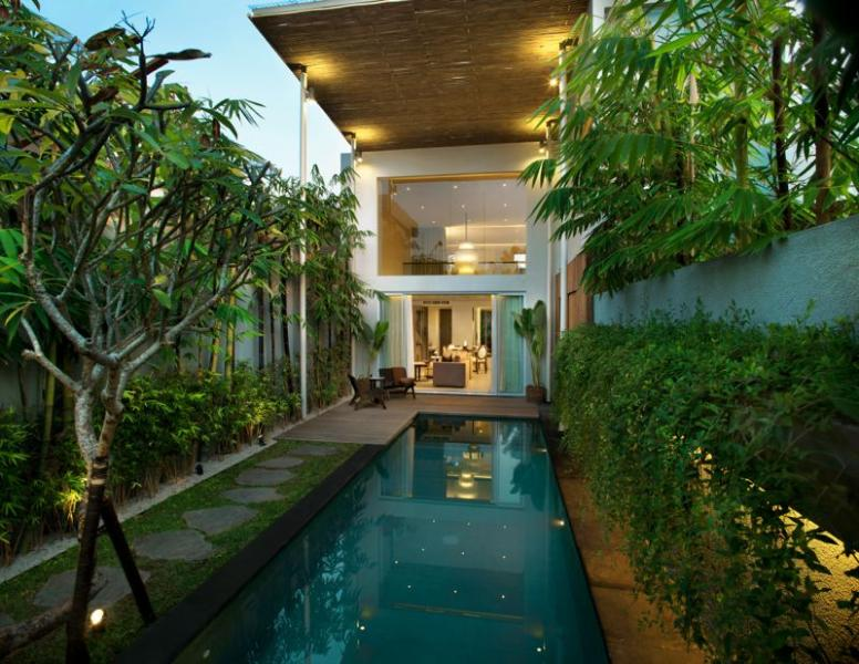 Hu'u Villas - One Bedroom Loft - Image 1 - Bali - rentals