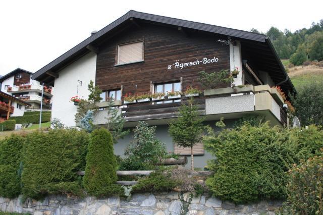"Exterior view - Apartment ""Aegerschbodo"" in the Swiss Alps - Visperterminen - rentals"