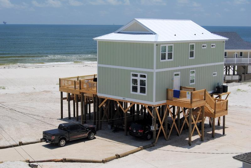 Island Time III - Private, heated Pool - Image 1 - Dauphin Island - rentals