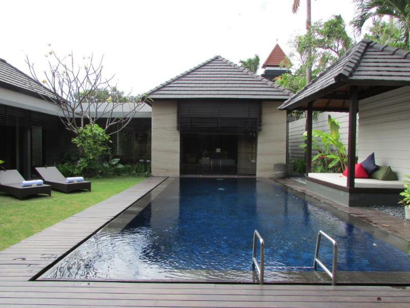 Villa & Pool Overview - Lila Kaya Luxury 3 Bed/ 3 Bath Villa,Seminyak - Seminyak - rentals