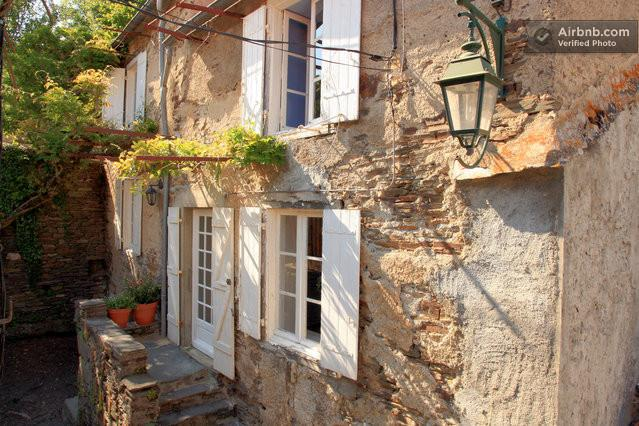 Beautiful House in idyllic village Nr Carcassonne - Image 1 - Carcassonne - rentals