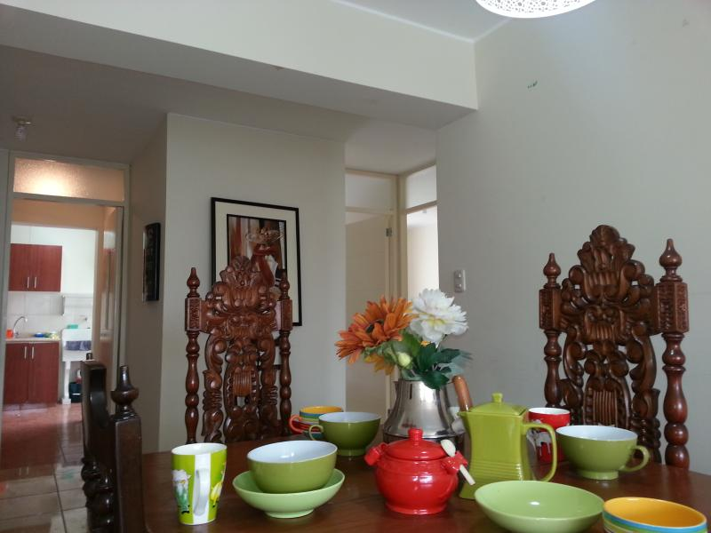 BEAUTIFUL APARTMENT Close To The Beach -Lima CM - Image 1 - Lima - rentals