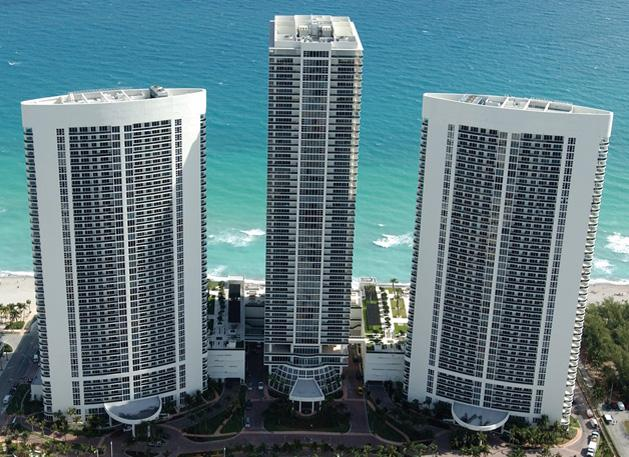 BEACH CLUB TOWERS - BEACH CLUB ON THE BEACH 5-STAR APT ON THE 11TH FL - Hallandale - rentals