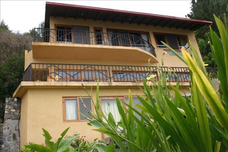 Front View - Lake Front, Villa Jaibalito,3 Bedrooms. - Santa Cruz La Laguna - rentals