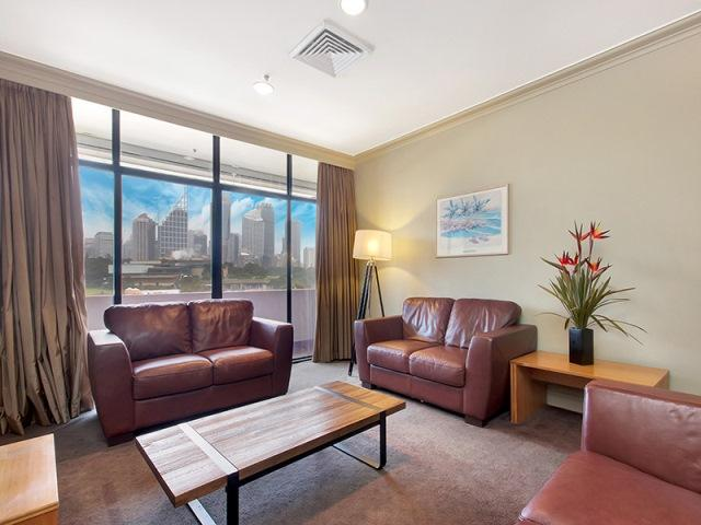 Top Floor Apartment in Woolloomooloo - Image 1 - Sydney - rentals
