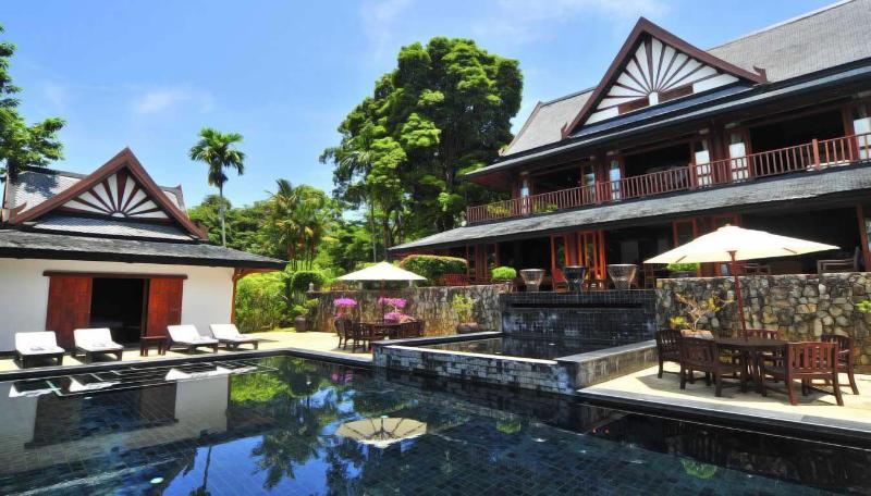 Nakawanna Villa in Kamala Phuket Sea View Serviced - Image 1 - Kamala - rentals