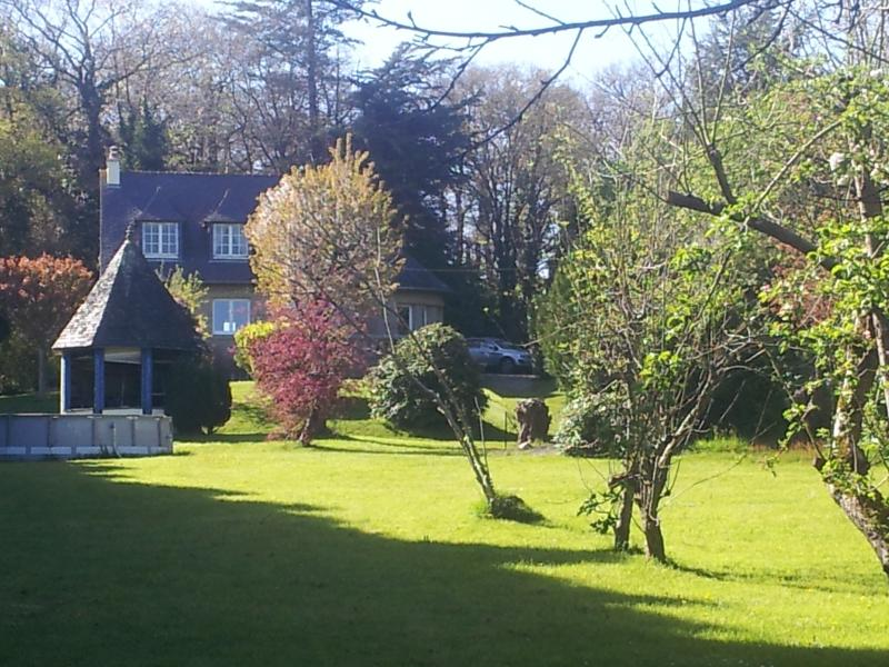 Beautiful Breton Holiday Home in Stunning Grounds with Swimming Pool - Sleeps 9+ - Image 1 - Collinee - rentals