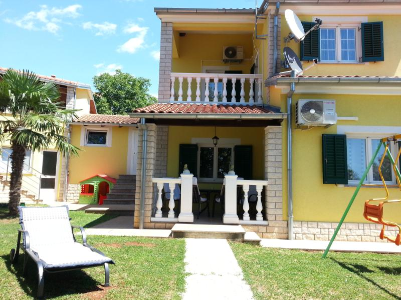 Country House with Sea View - Image 1 - Kastelir - rentals