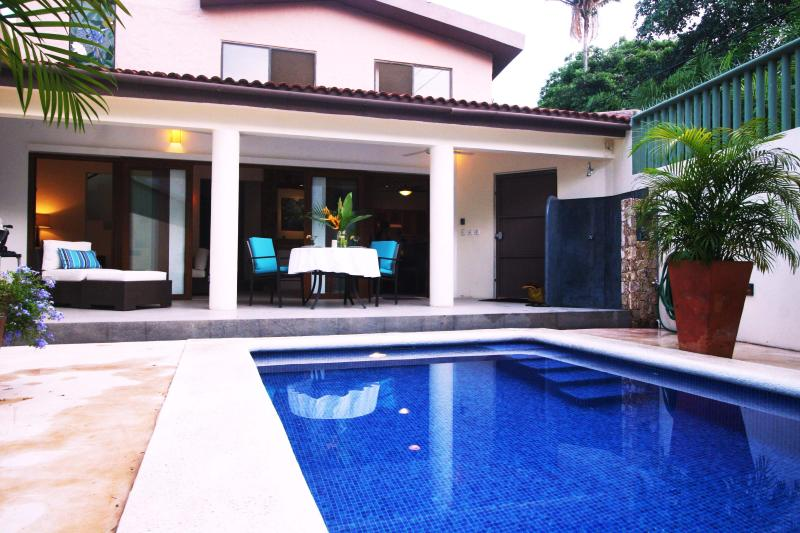 Casa Nina - great location and private pool - Image 1 - Sayulita - rentals