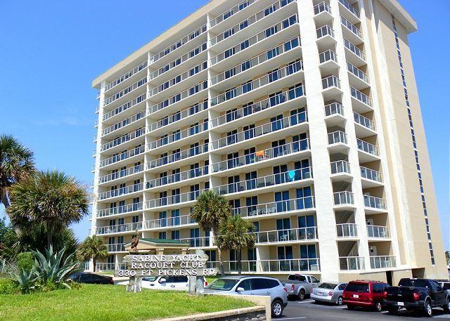 Sabine Yacht & Racquet Club #9D - Image 1 - Pensacola Beach - rentals
