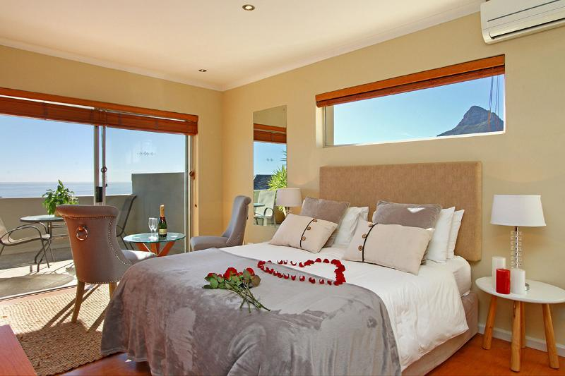 Ocean View Suite with FREE WIFI - Villa Atlantica Boutique Guesthouse - Camps Bay - rentals