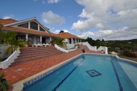 Villa Frangipani *Terres Basses* - Image 1 - Terres Basses - rentals