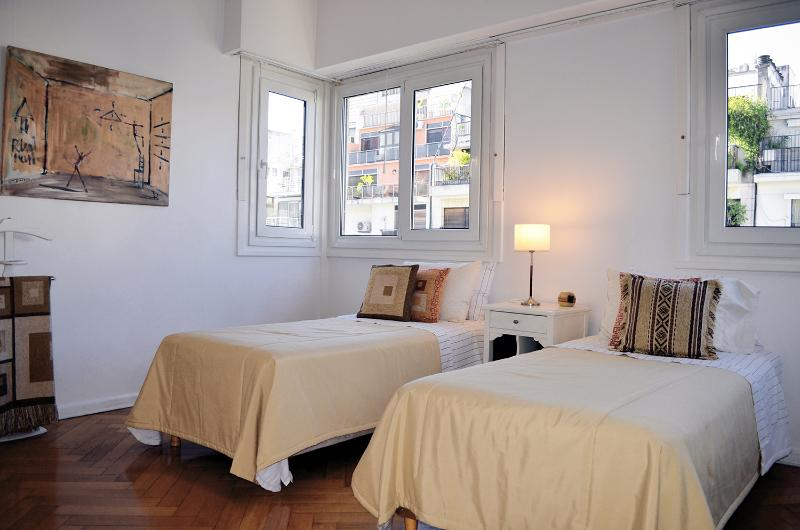 Beautiful Two Bedroom Apartment in Recoleta - Image 1 - Buenos Aires - rentals