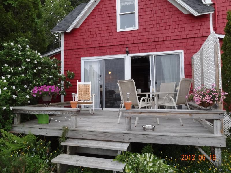 Starboard Cottage - Island View Spruce Head Maine Starboard Cottage - South Thomaston - rentals