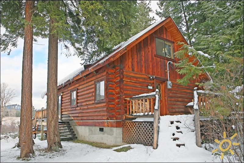 Maries Cabin on the River! - Image 1 - Leavenworth - rentals