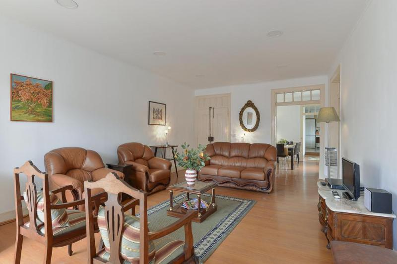 Living room - Traditional spacious family type in best quarter - Lisbon - rentals