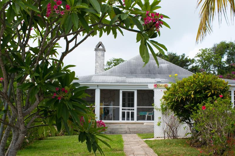 Outside View - Hibiscus House - Governor's Harbour - rentals