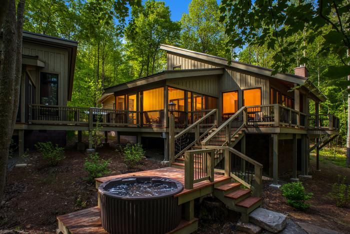 The Tree House at Wild Rock Near Fayetteville, WV - Image 1 - Fayetteville - rentals