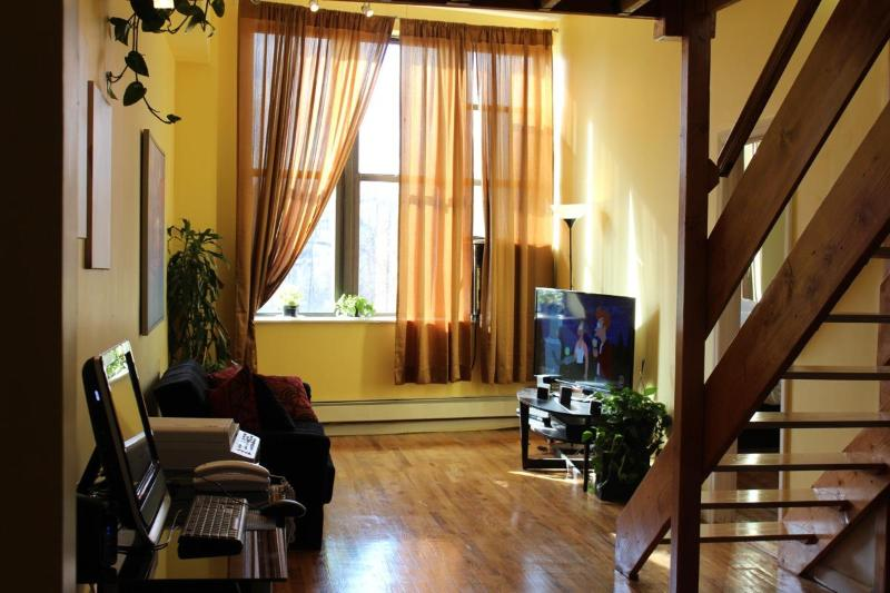 3B Condo 3 Levels PH Private sundeck City View - Image 1 - Red Hook - rentals