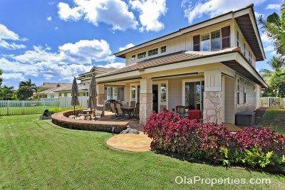 Backyard 1 - Ko Olina Kai Estate #20 - Kapolei - rentals