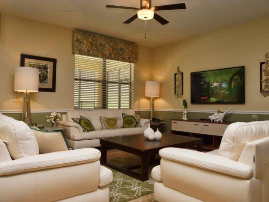 9 Bedroom Pool Home Sleeps up to 24 People. 1478MVD - Image 1 - Orlando - rentals
