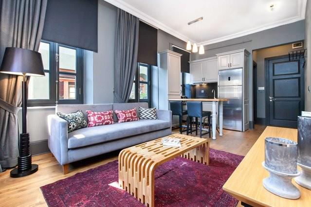 2BR★GALATA TOWER★DESIGNER FURNITURES★COZY! - Image 1 - Istanbul - rentals