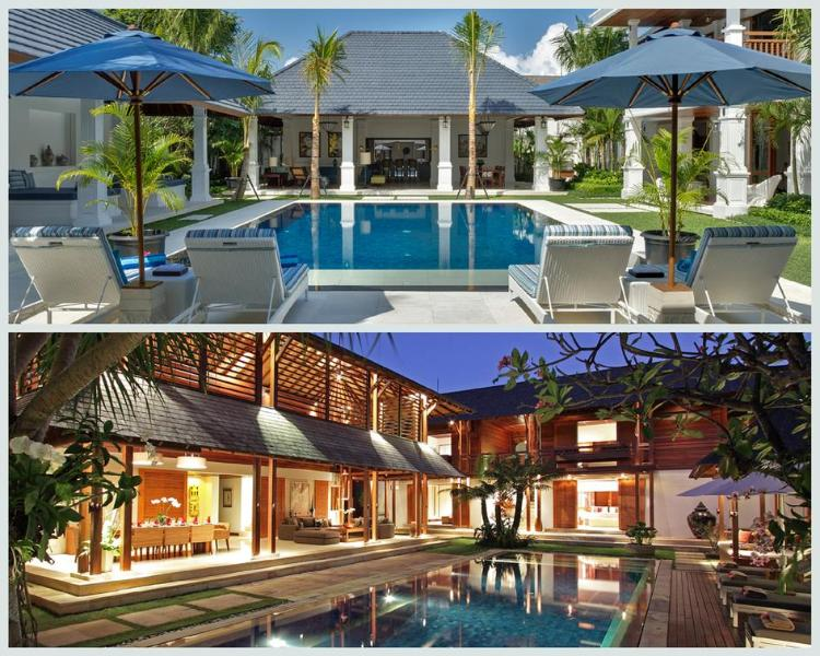 Windu Villas, Bali - Windu Villas: 10 Double Bedroom Suites - 20 Guests - Seminyak - rentals