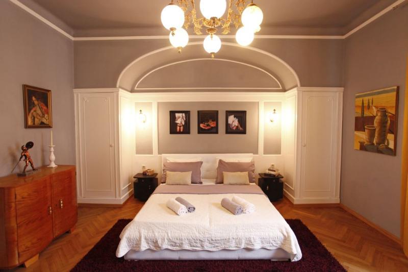 Riva Waterfront apartment, terrace - Image 1 - Split - rentals
