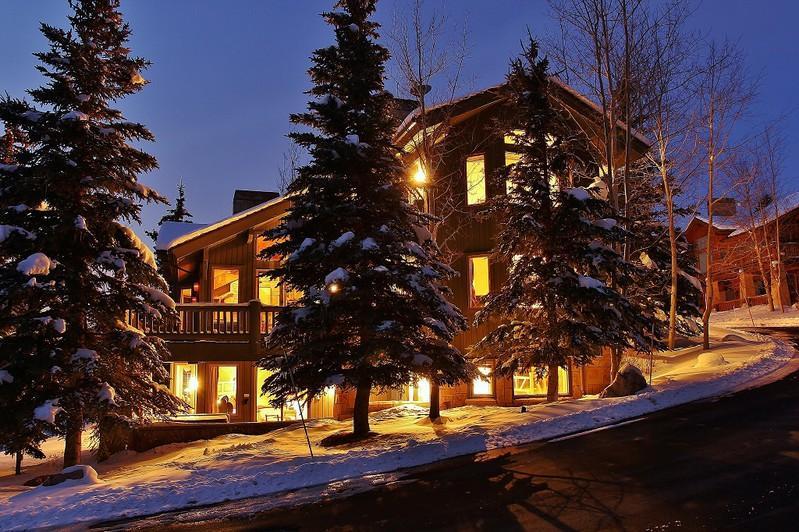 Deer Valley Bellemonte Mansion - Deer Valley Bellemonte Mansion - Park City - rentals