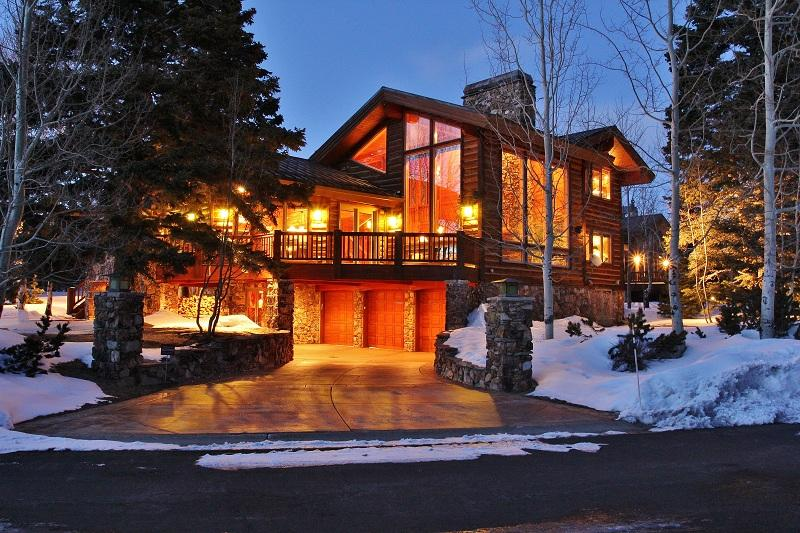 Silver Lake Mansion Exterior - Deer Valley Silver Lake Mansion - Park City - rentals