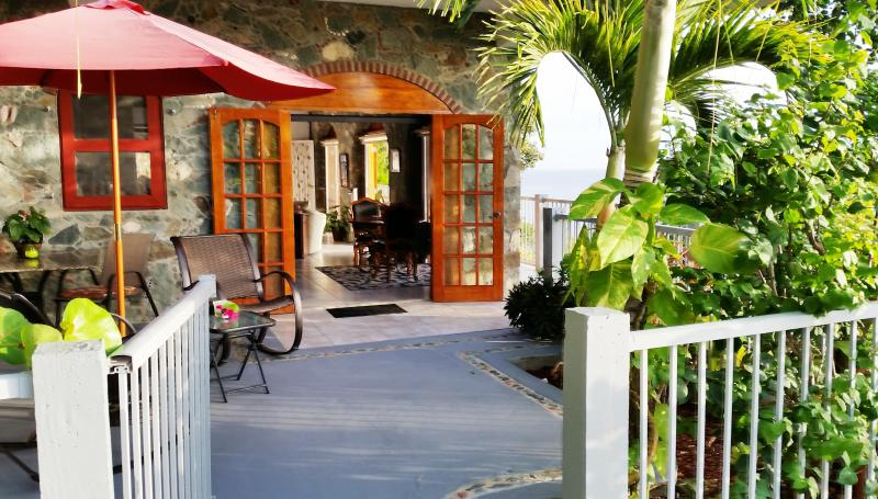 Affordable Luxury, Please Come In ... - Affordable Bluebitch St. John, Luxury, Beachfront - Cruz Bay - rentals