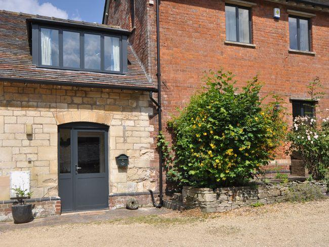 View of the property adjoined to the owners home - OLDBN - Gloucestershire - rentals