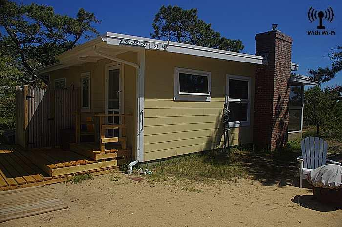 Silver Sands Cottage at Surf Side - Image 1 - Wellfleet - rentals