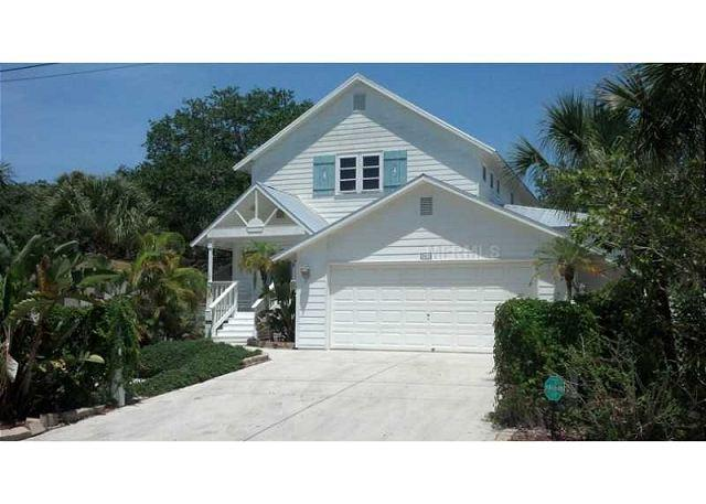 4 Bedroom Key West Style Home W/ Heated Pool, Close to Village and Beaches - Image 1 - Siesta Key - rentals